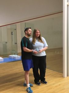 2016 Ladies Runner Up - Kirsty Carswell
